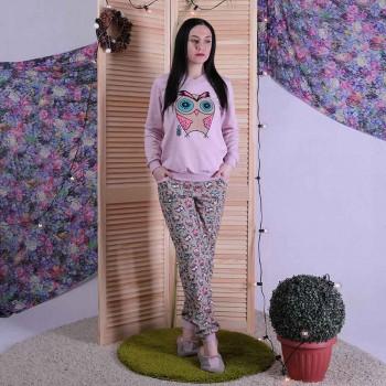 "Женская теплая пижама ""Lo-Lo"" р. 42-54"