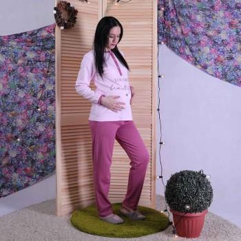 """Женская интерлочная пижама """"Pretty"""" р. 44-56"""
