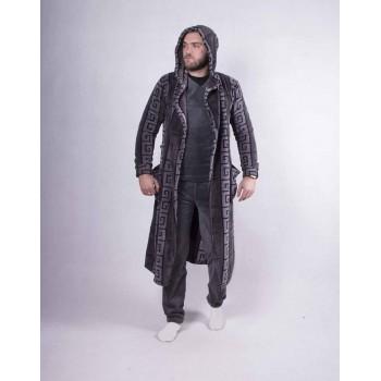 """Мужская махровая пижама c халатом """"Египет""""  р.48-56"""