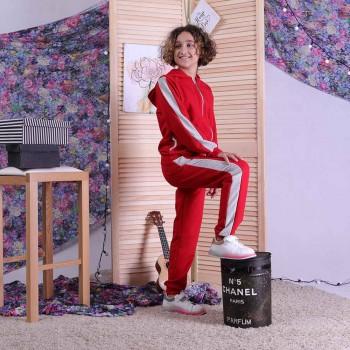 Стильный подростковый костюм на девочку р.36-42