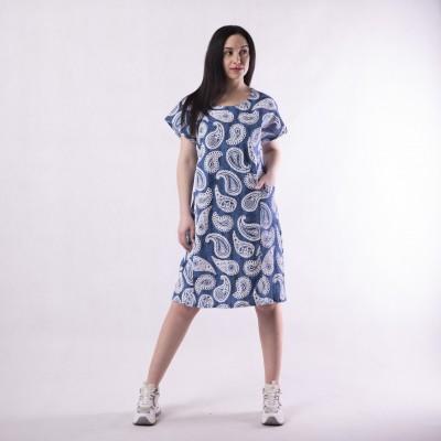 """Женское летнее платье """"Марта"""" 52-60р."""