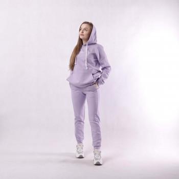 """Жіночий спортивний костюм 2х-нитка """"Худі"""" 42-50р"""