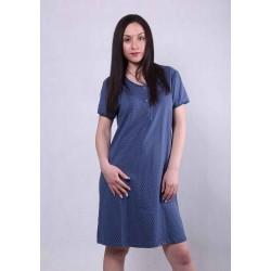 "Женская ночная рубашка ""Чайная Роза"" р.44-56"